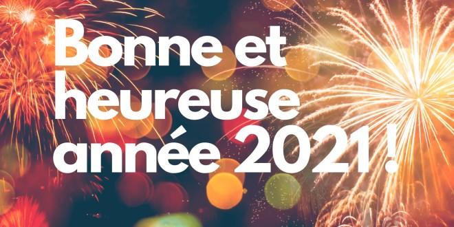Bonne et heureuse année 2021 ! (4)